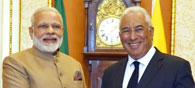 India, Portugal Launch Startup Hub In First Indian PM Visit