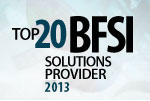 Top 20 BFSI Solutions Providers