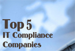 Top 5 Most promising  IT Compliance Companies