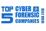 Top 5 Cyber Forensic Companies in India 2016