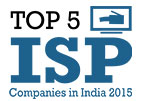TOP 5 ISP Companies in India 2015