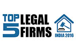 TOP 5 Legal Firms in India 2016