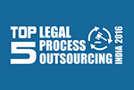 Top 5 Legal Process Outsourcing Companies in India 2016