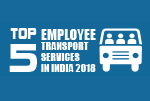 Top 5 Employee Transport Services in India 2018