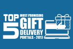 Top 5 Most Promising Gift Delivery Portals 2017