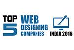 TOP 5 Web Designing Companies in India 2016