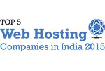 TOP 5 Web Hosting Companies in India 2015