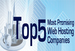 Top 5 Most Promising Web Hosting Companies