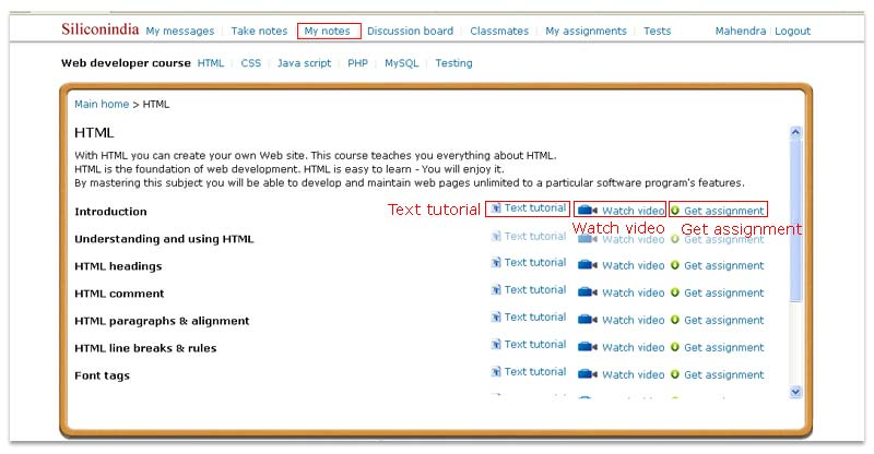 Certified Java Devloper Course Siliconindia Online Courses