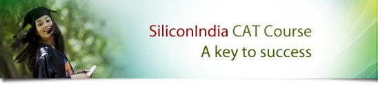 SiliconIndia CAT course