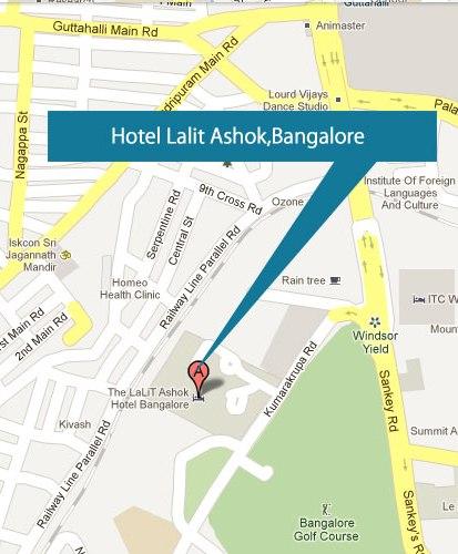 The lalit Ashok