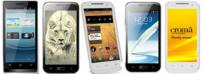 10 Latest Android Smartphones Be...