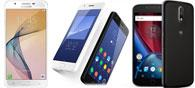Top Smartphones at Under Rs.20,000