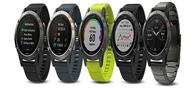 Garmin's Fenix 5 Series Coming To Ind