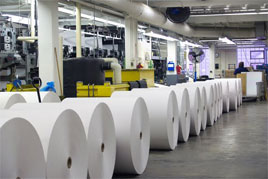Seeking Profits For Paper Industry Under Environmental Protection