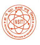 Netaji Subhas Institute of Technology (NSIT) New Delhi,