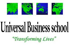UBS - Universal Business School