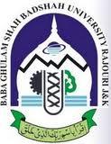 Baba Ghulam Shah Badshah University