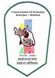 Central Institute of Technology, Kokrajhar(Assam)