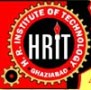 H.R. Institute of Technology  (HRIT), Ghaziabad (Uttar Pradesh)