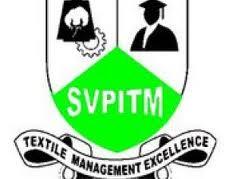 Sardar Vallabhbhai Patel International School of Textile & Management - SVPISTM