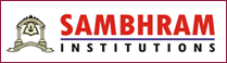 Sambhram Group of Institutions - SGI, Bangalore