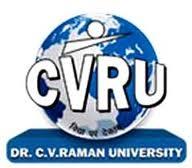 Dr. C.V. Raman University Chhattisgarh