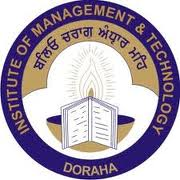 Doraha Institute of Management and Technology (DIMT)