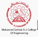 Mohamed Sathak AJ College of Engineering, Siruseri (Chennai)