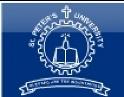 St. Peter's University, Chennai (Tamilnadu)