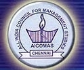 International Council for Management Studies (ICMS), Chennai (Tamilnadu)