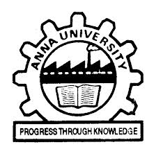 Anna University, Department of Management Studies