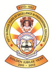 MS Ramaiah Institute of Technology - MSRIT, Bangalore