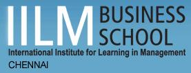 International Institute For Learning in Management Business School (IILM BS) chennai