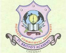 St Brittos College chennai