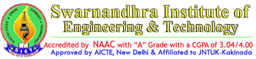 Swarnandhra Institute of Engineering and Technology( SIET)