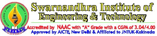 Swarnandhra Institute of Engineering and Technology( SIET)