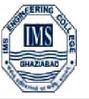 IMS Engineering College - Ghaziabad