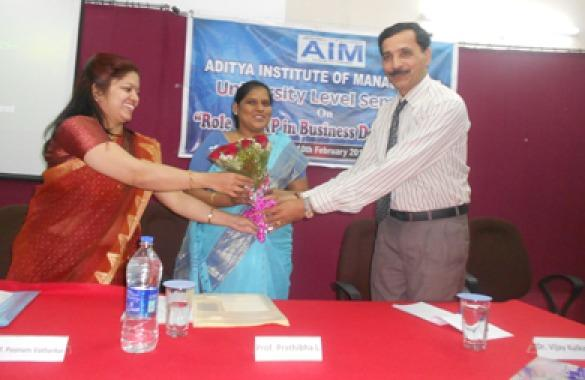 University Level Seminar