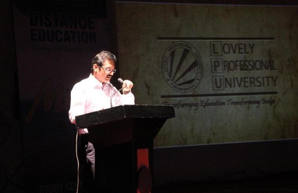 LPU's Directorate of Distance Education organized 2nd annual Distance Education Centers Meet 'Manthan-2013'