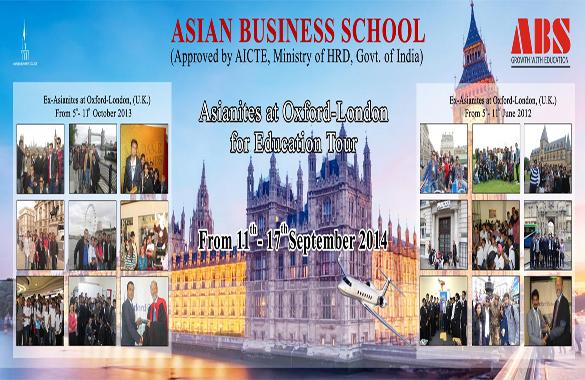Asianites at Oxford-London for education Tour
