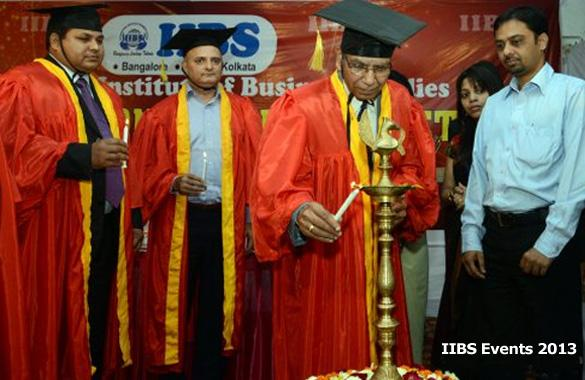 Convocation Ceremony MBA Batch Of IIBS, Noida Campus