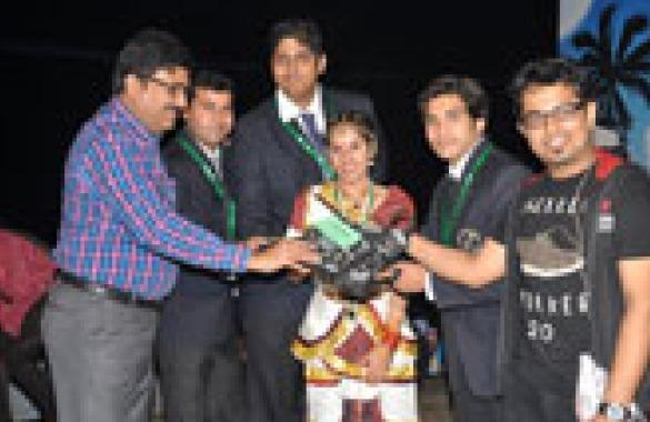 IBSAR got Eco Ambassador School Award