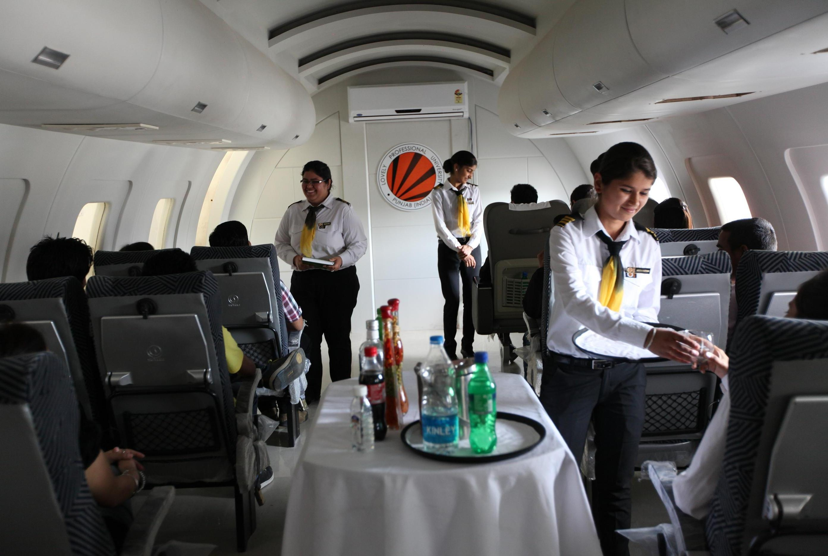 role of indian airlines in tourism