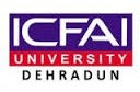 The ICFAI University -  (Uttarakhand)