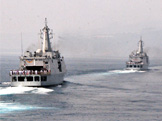 RDEL Has Signed To Maintain USN's Ships