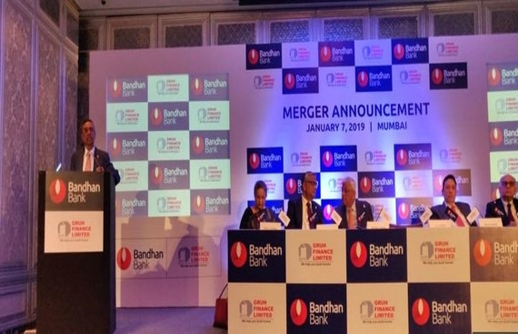 GRUH Finance to merge with Bandhan Bank