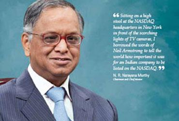 Retro: Narayana Murthy's journey in his own words
