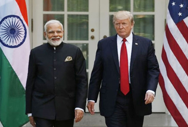 Trump joining Modi event will be message for world