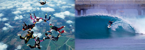 Adrenaline Junkie! Adventure Sports You Must Try In India
